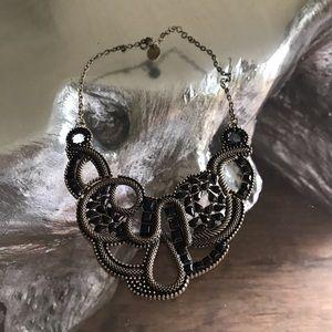 Topshop snake necklace